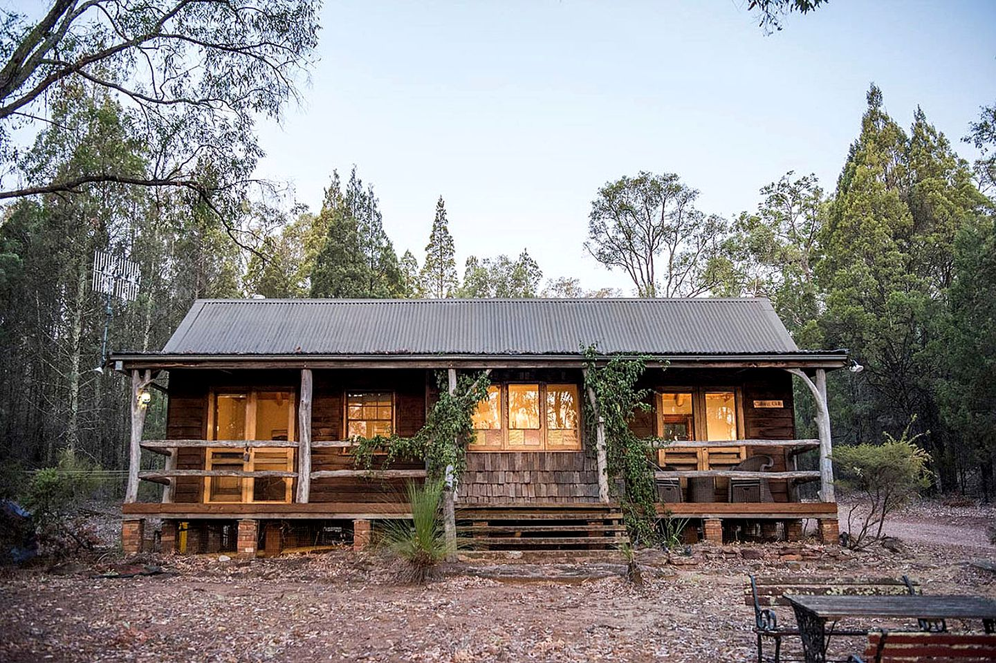 This lovely little NSW cottage is perfect for romantic getaways