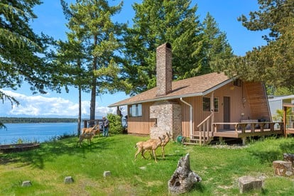 Rustic Cabin Rentals | Washington State | Best Cabins in
