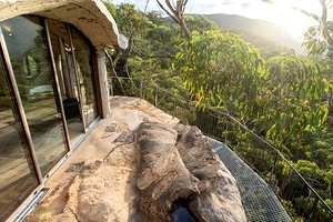 Photo of Incredibly Romantic Cave Rental in Blue Mountains of Australia