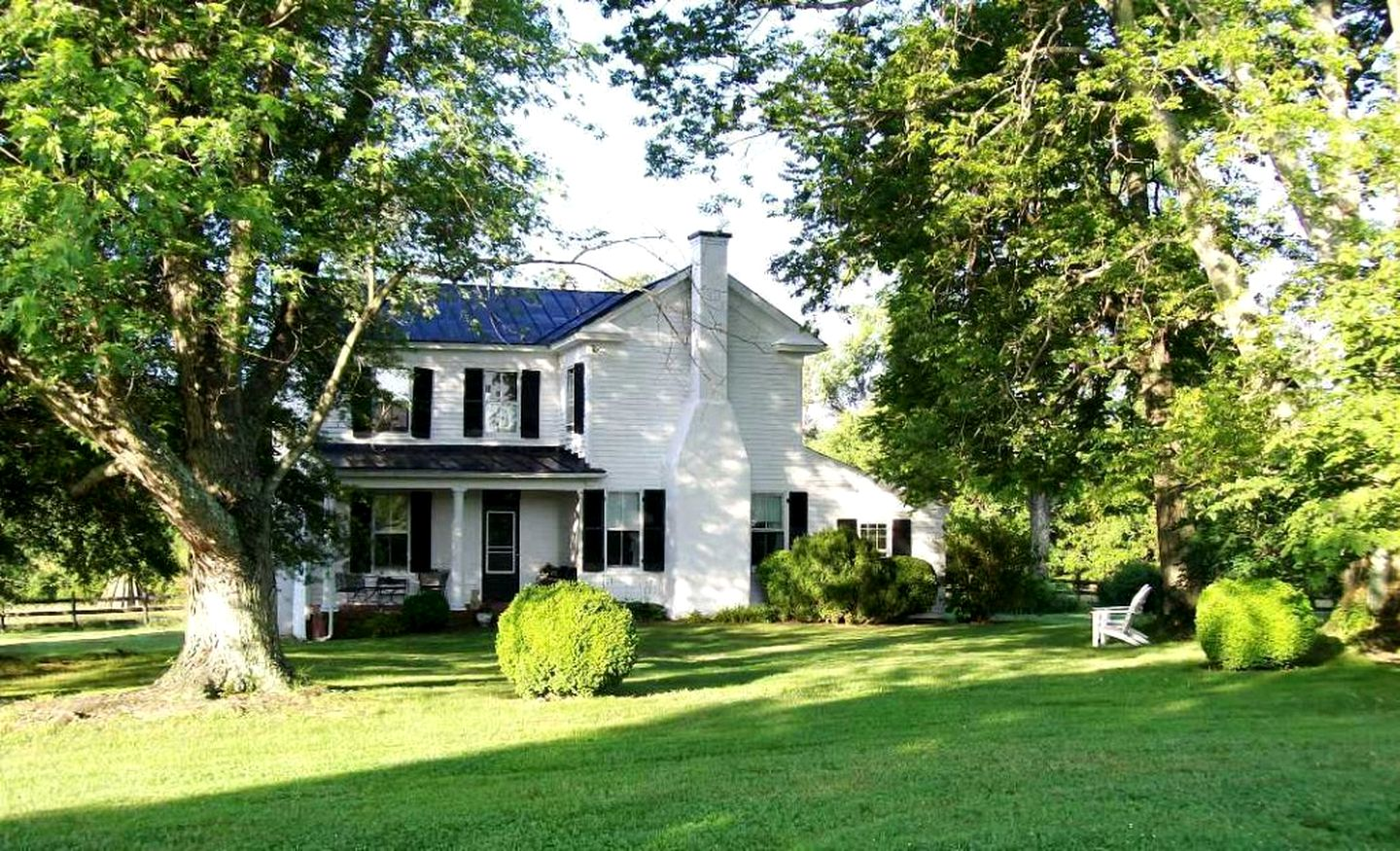Vacation Rentals (Gordonsville, Virginia, United States)