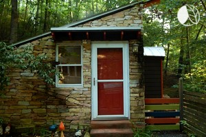 Photo of Intimate, Eco-Friendly Bungalow near Asheville, North Carolina