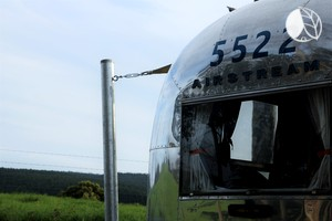 Photo of Intimate Retro1966 Airstream Rental for Couples near Melbourne