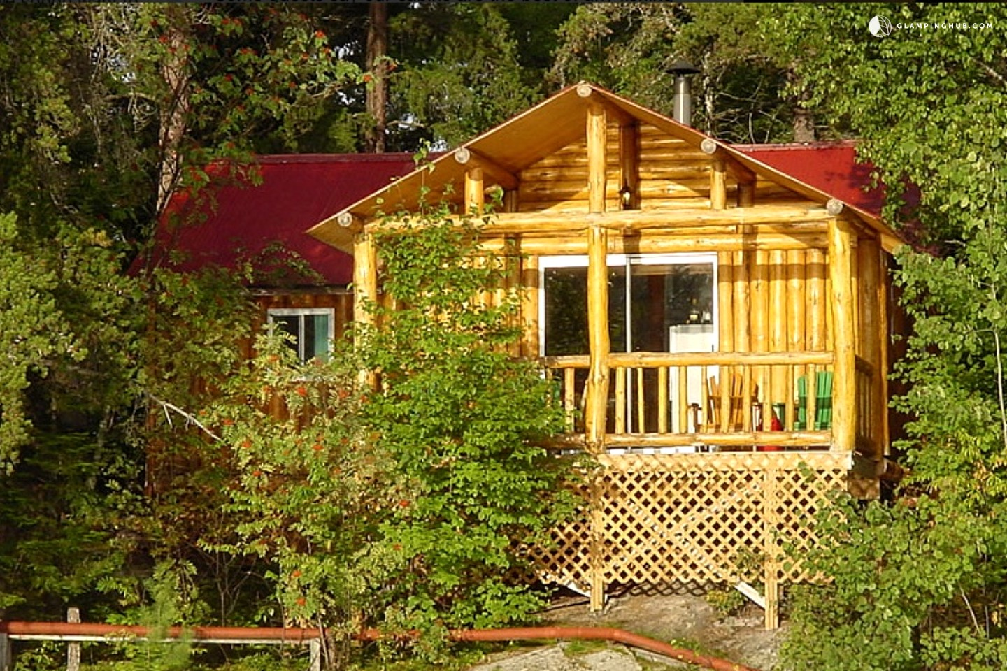 Cabin With Fishing Package Near Lady Evelyn Smoothwater In