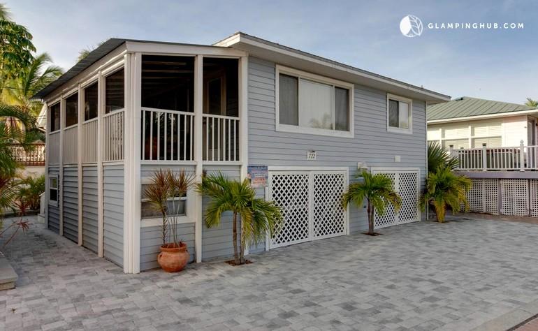 oceanfront cottage near fort myers beach florida rh glampinghub com