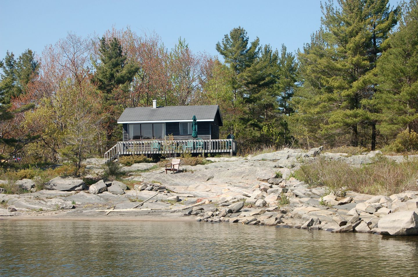 Cottages (Carling, Ontario, Canada)
