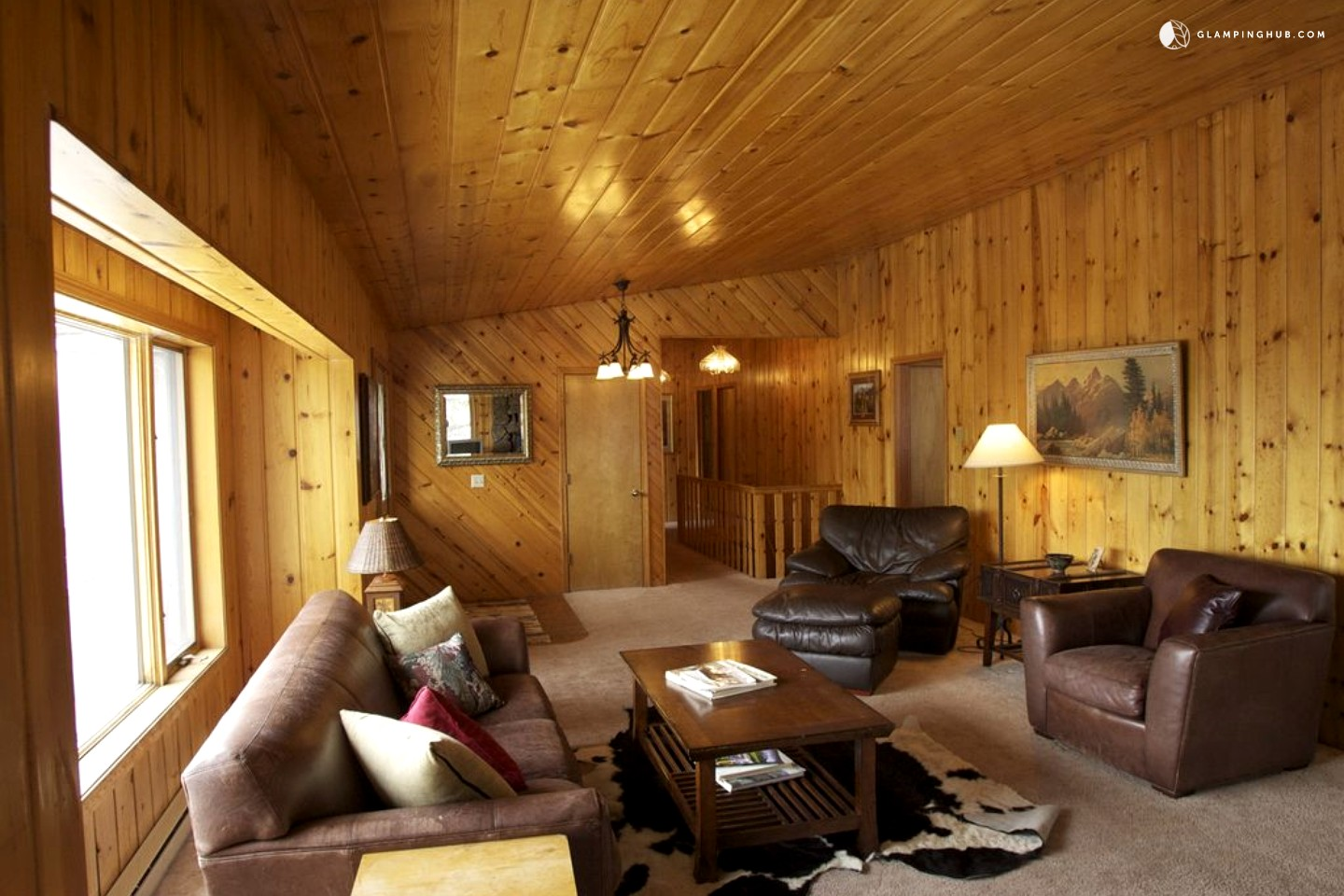 Mountain cabin rental near jackson hole for Cabin rentals in jackson hole wy