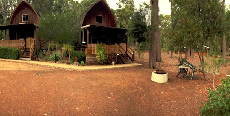 Idyllic Cabin Rental with a Front Porch near Bunbury, Western Australia