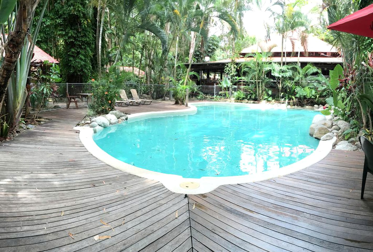Nature Lodges (Cape Tribulation, Queensland, Australia)