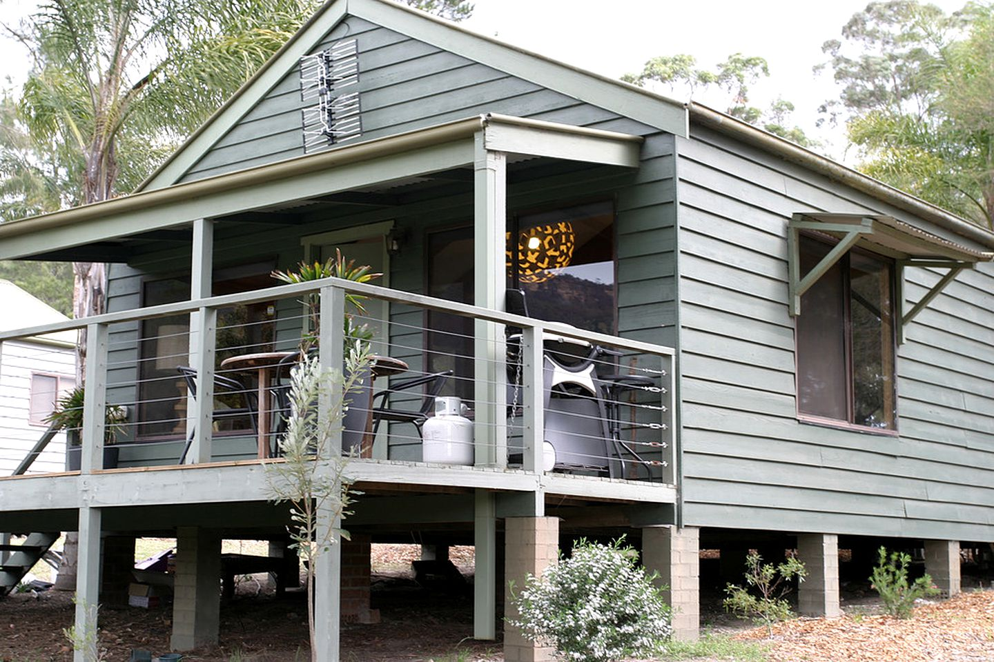 Cabins (Kangaroo Valley, New South Wales, Australia)