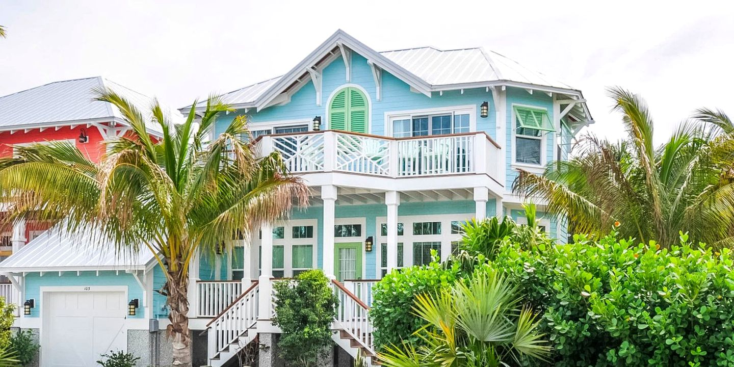 Beach Houses (Anna Maria Island, Florida, United States)