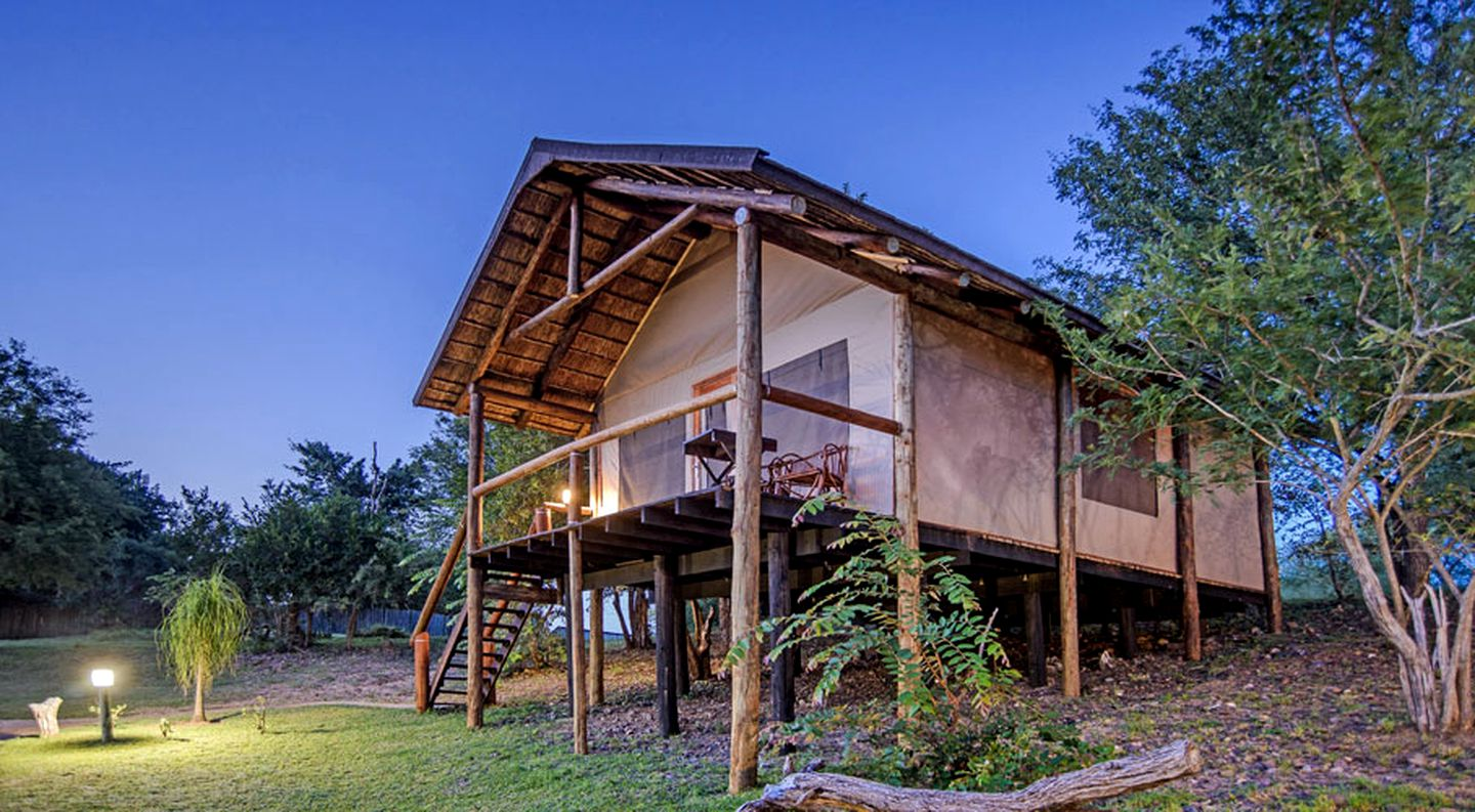 Safari Tents (Hoedspruit, Limpopo, South Africa)