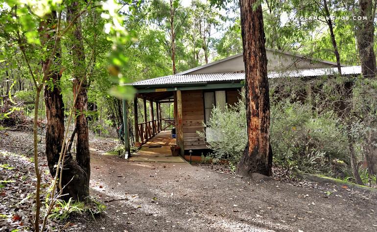 Cabin rental in pemberton western australia for Pemberton cabins