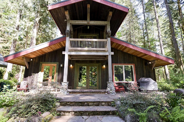 Unique Cabin Rental In Mt Hood