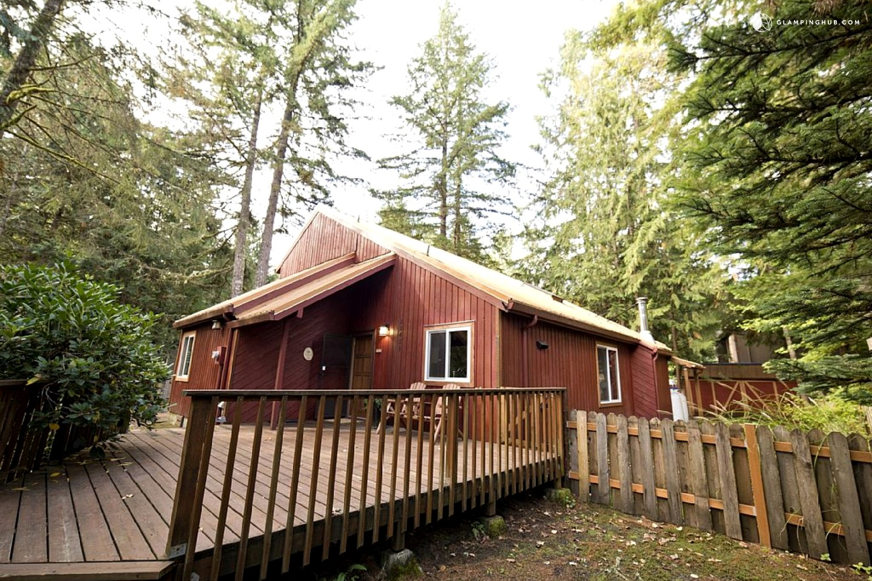 cabin rental near mt hood national park
