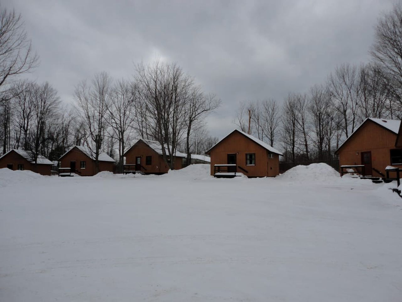 Cabins (Oswego, New York, United States)