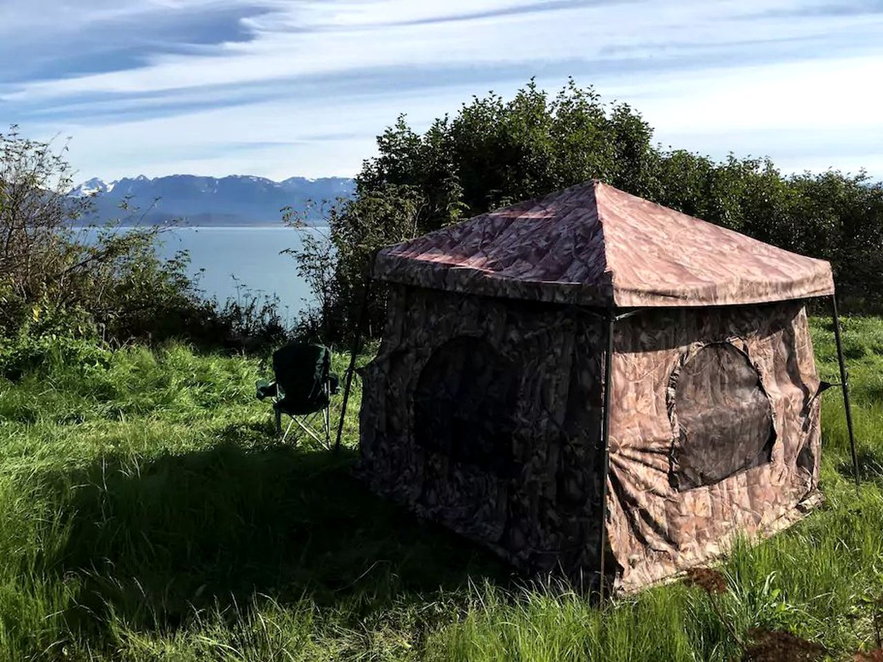 Tents (Homer, Alaska, United States)