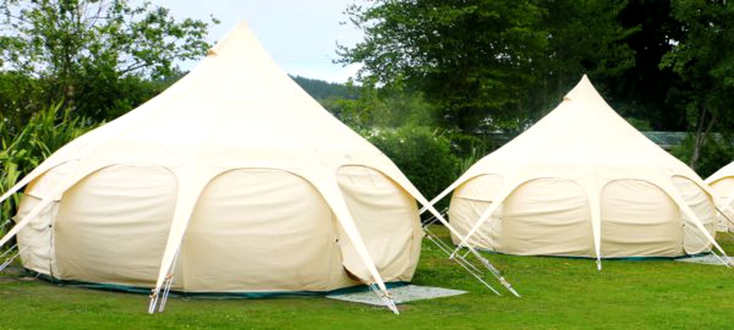 Bell Tents (Kingston, South Island, New Zealand)