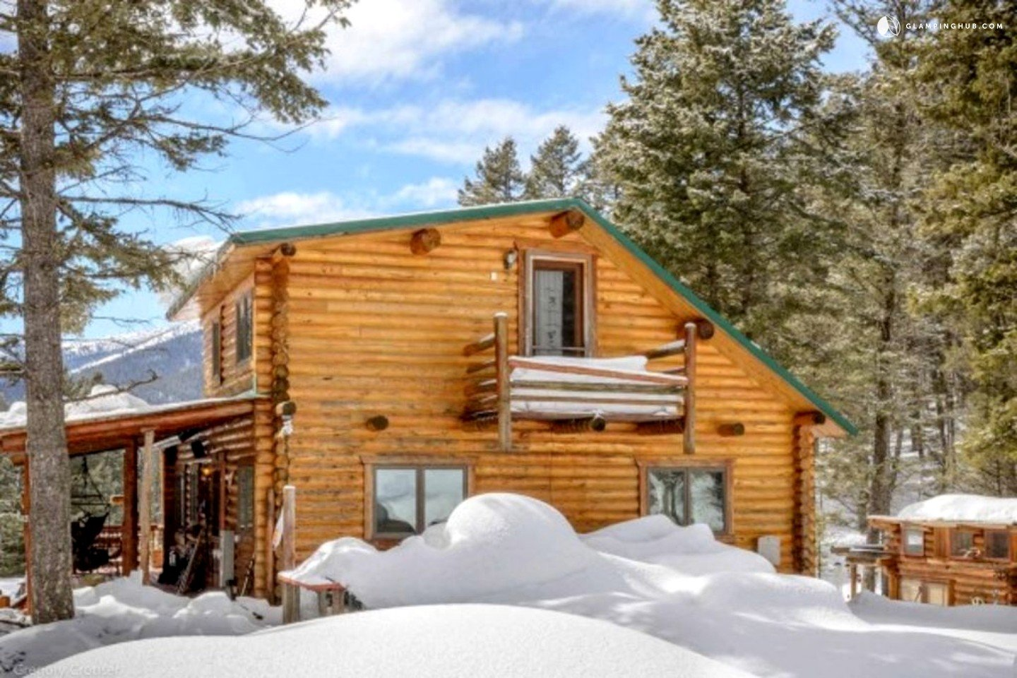 Cabin Rental In West Yellowstone Montana