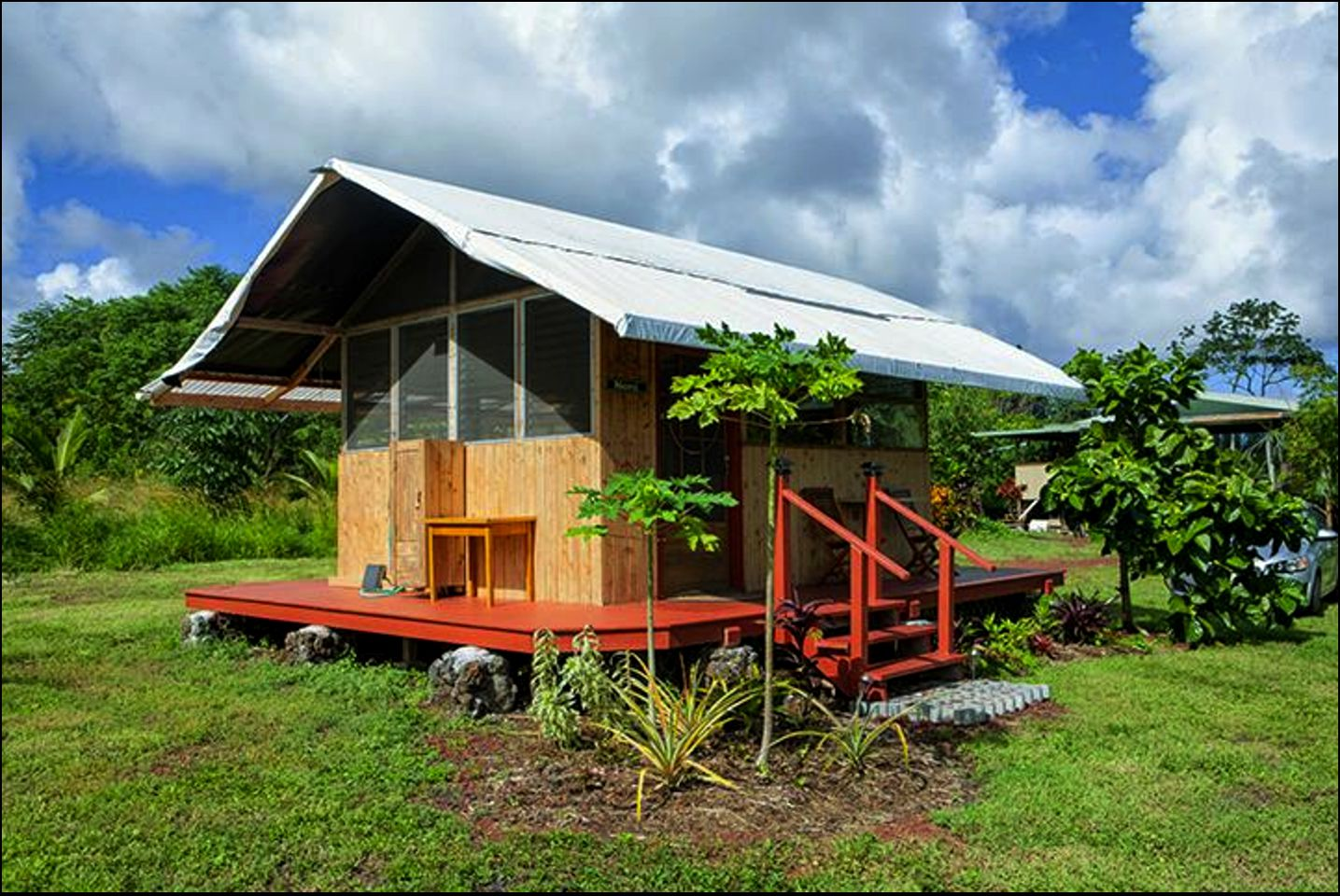 Cabins (Pahoa, Hawaii, United States)