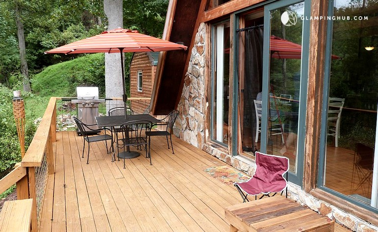 Cabin Rental on Watauga Lake, Tennessee