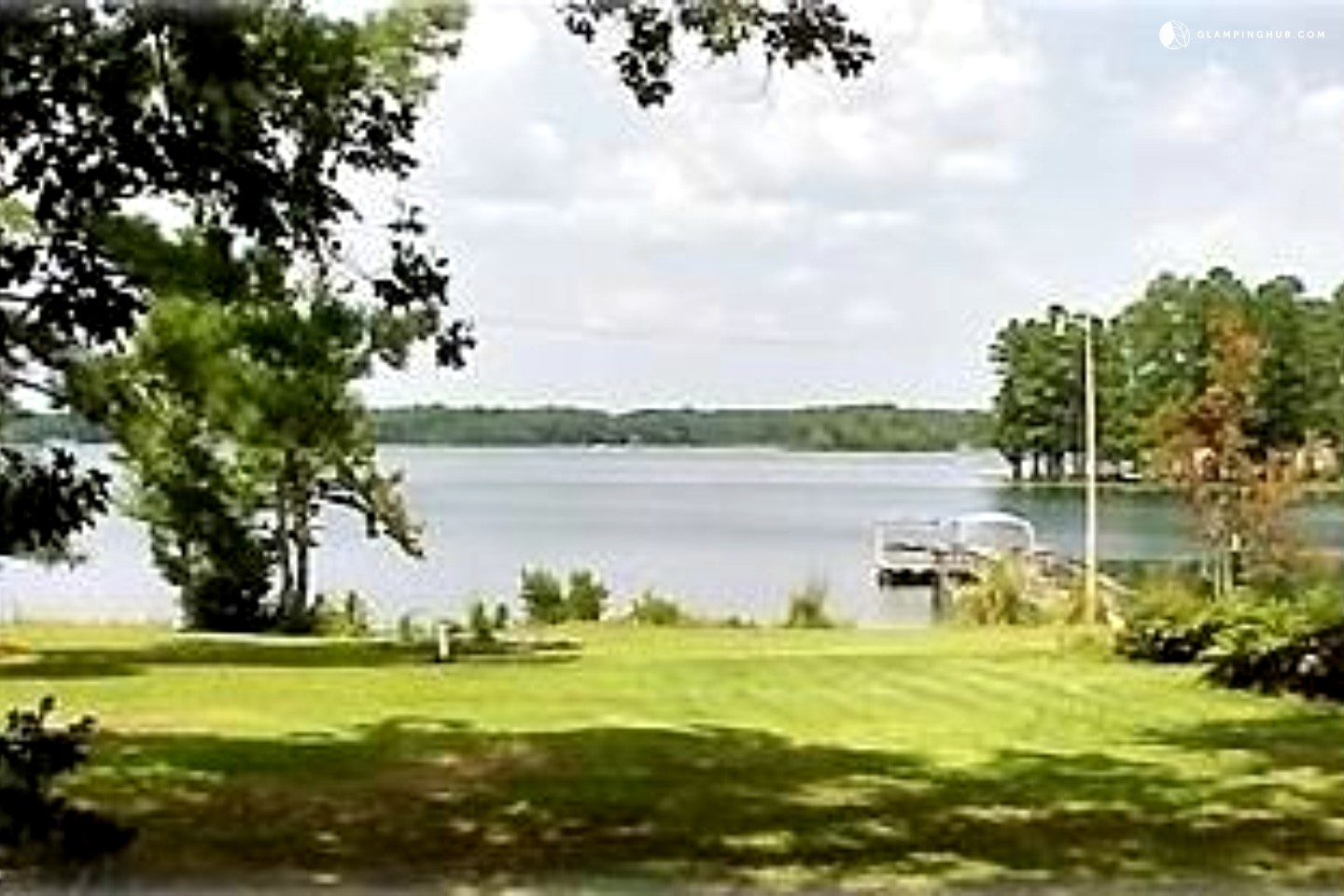cottage rental with private dock on lake murray south carolina