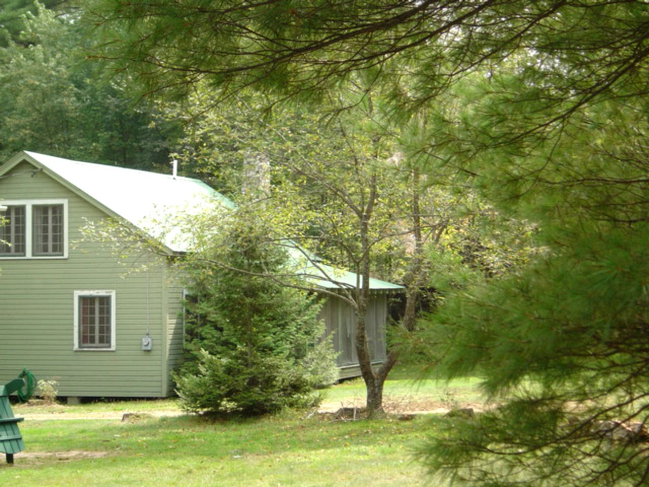 Cabins (Severance, New York, United States)