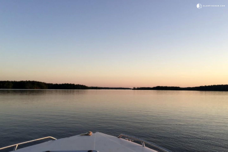 Lakefront Cabin Rental Near Columbus Georgia