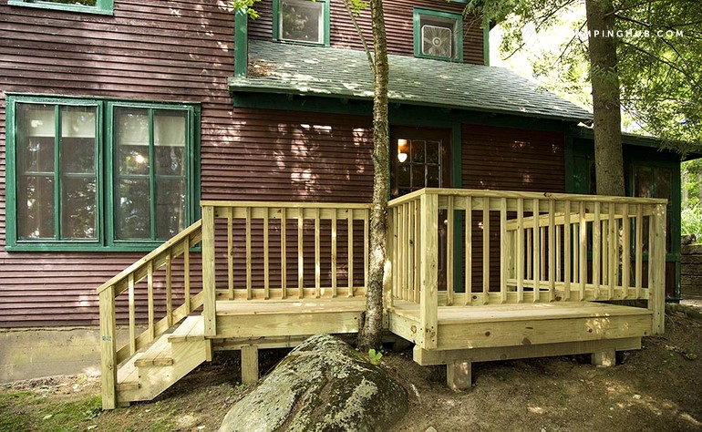 Lakefront Cabins In The Adirondacks New York
