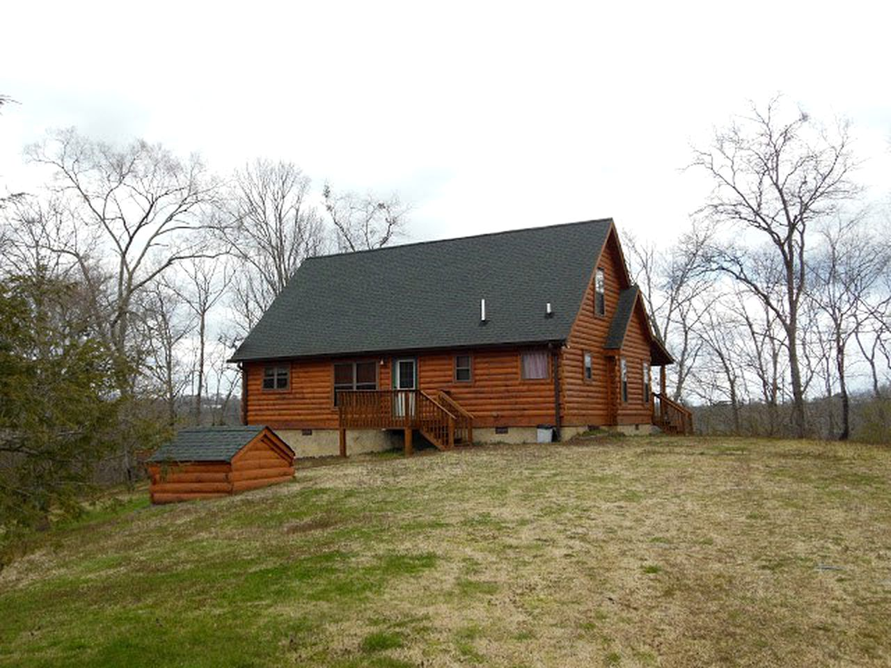 Log Cabins (Dandridge, Tennessee, United States)