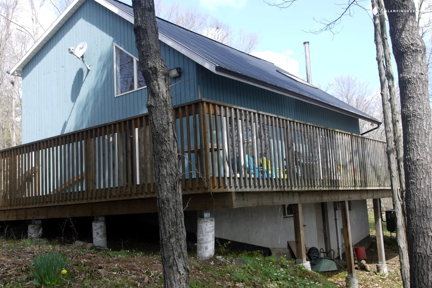 lakefront cabin rental near ottawa