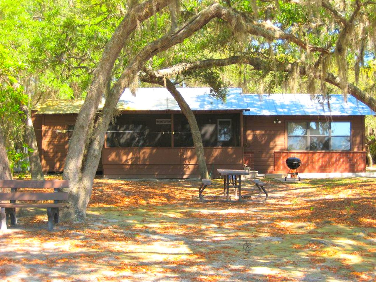 Cabins (Orange Springs, Florida, United States)