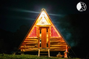 Photo of Lakeview A-Frame Chalet - cabin