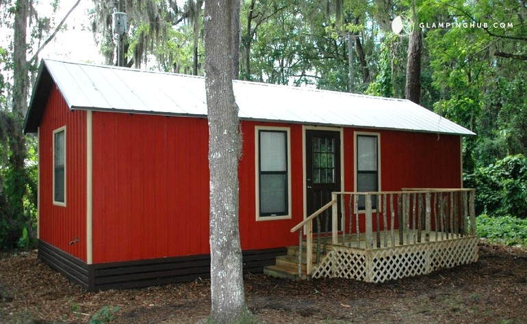 cabin camping in the woods. Photo Of Large Peaceful Camping Cabin In Central Florida\u0027s Natural Forest The Woods X