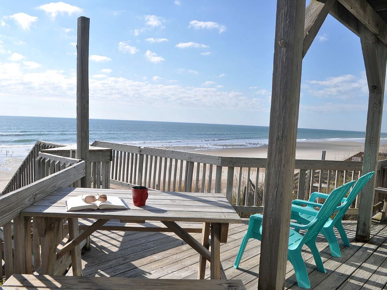 Beach Rental  Topsail Island  North Carolina