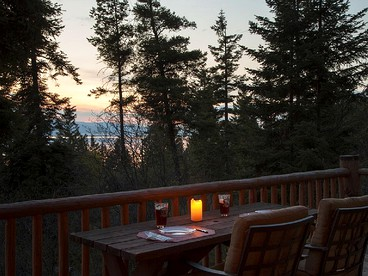 Luxury Camping in Bigfork | Glamping Hub