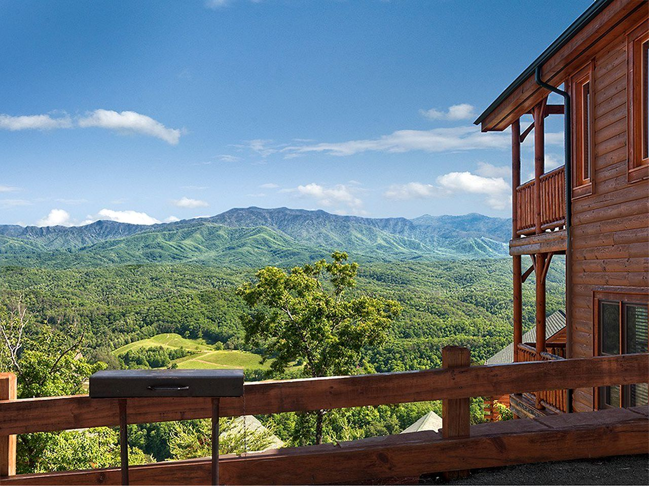 Log Cabins (Sevierville, Tennessee, United States)