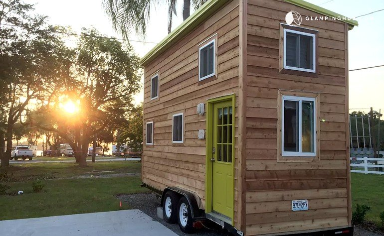 Tiny House Rental Near Lakeland