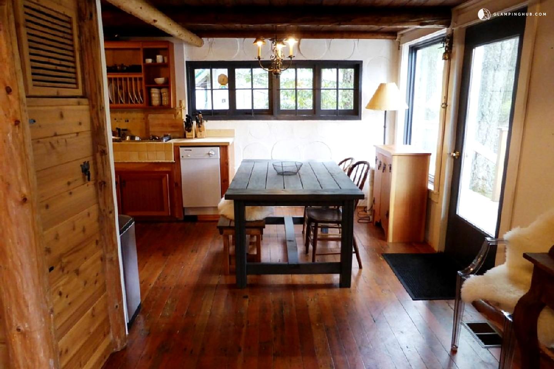 Secluded Cabin Rental Near Mt Hood Oregon
