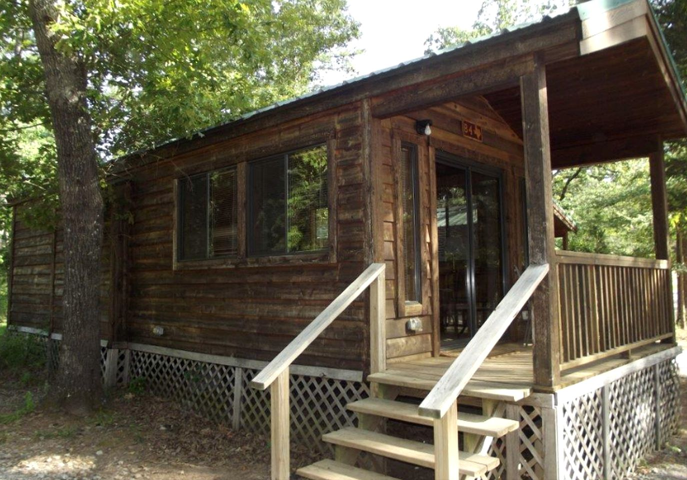 Rustic Cabin Rentals near Dallas, East Texas Piney Woods (Tyler, Texas, United States)