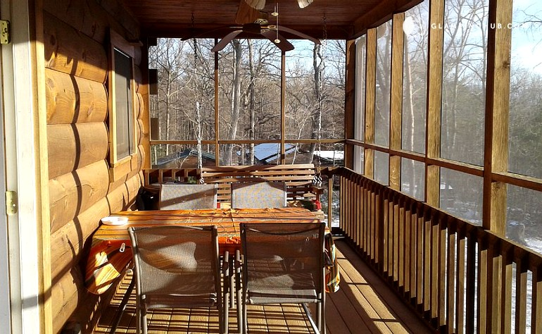 cabin rental near luray caverns virginia