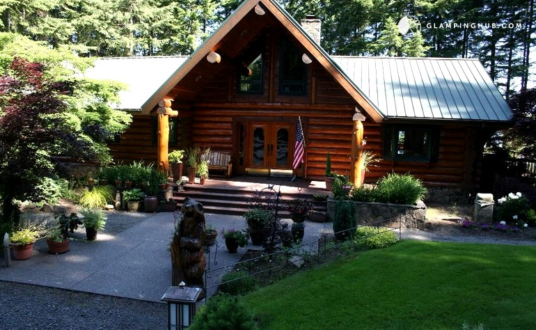 Room rental near mount st helens washington for Rental cabins near mt st helens