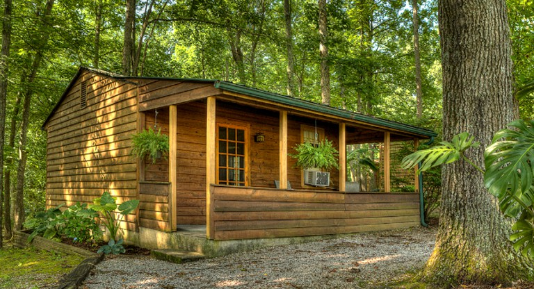 Two Bedroom Cabins For Rent Near Daniel Boone National Forest Kentucky