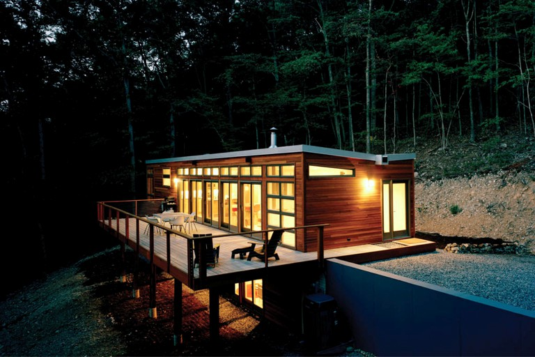 Secluded Cabin Rental With Wood Fired Dutchtub Near Lost River West Virginia