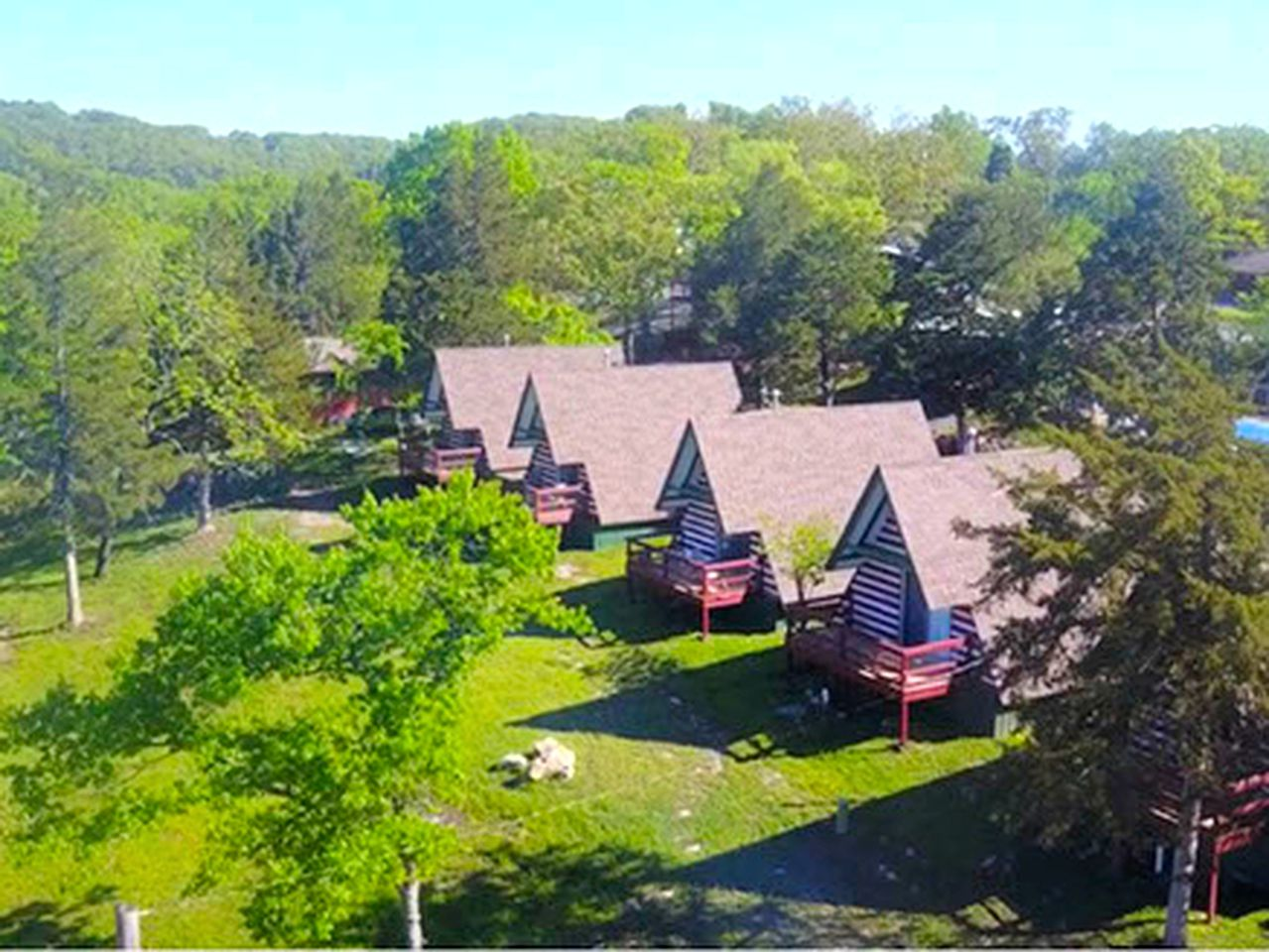 A-Frame Cabins (Branson, Missouri, United States)