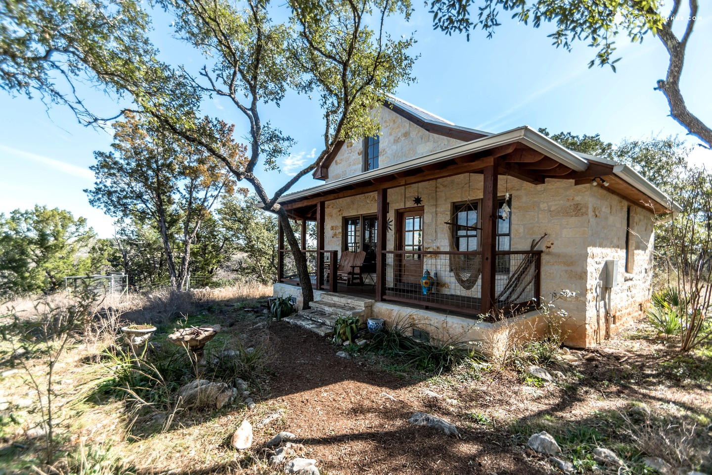 Texas Hill Country Cabin