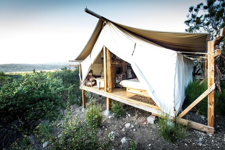 Glamping In California >> Safari Tent Camping In California Glamping In California