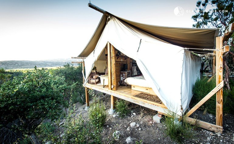 & Safari Tent Camping in California | Glamping in California