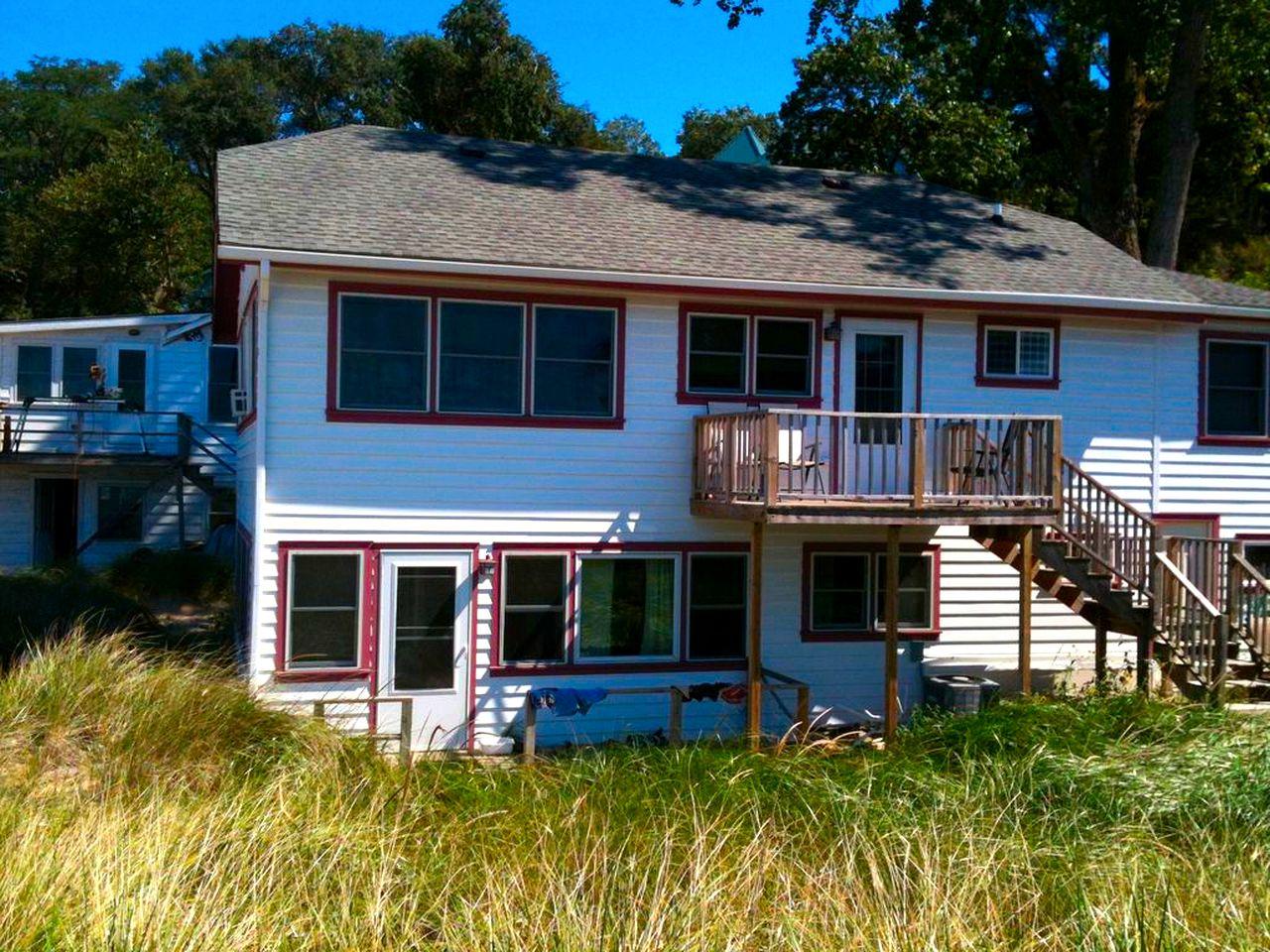 Cottage Rental on Indiana Dunes National Lakeshore, Indiana