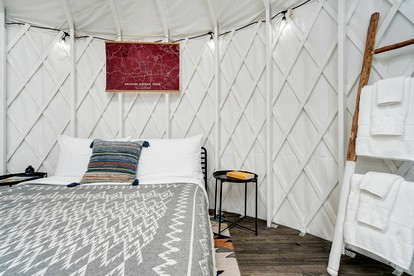 Discover Yurt Camping In Texas Glamping Usa The eagle yurt configurator is loaded with premium features, all of which are yours to choose from. yurt camping in texas glamping