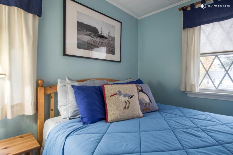 Cabin Rental Seal Cove Maine